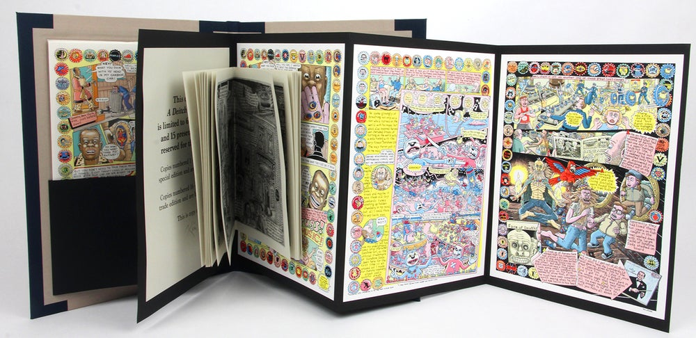 Image of A Deitch Miscellany - Deluxe Hardcover