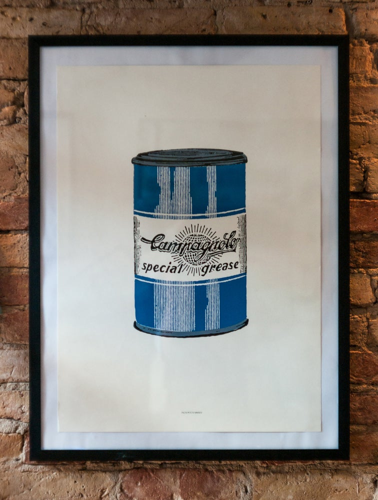 Image of Campagnolo Special grease poster
