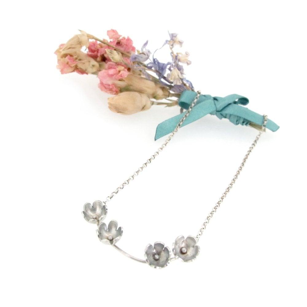 Image of Springtime Daisy chain pendant