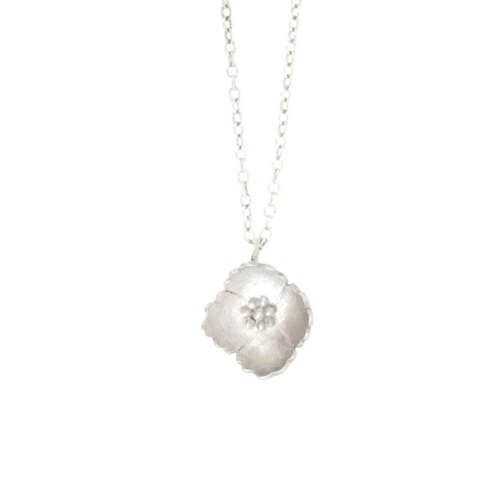 Image of Springtime Wildflower WildRose pendant