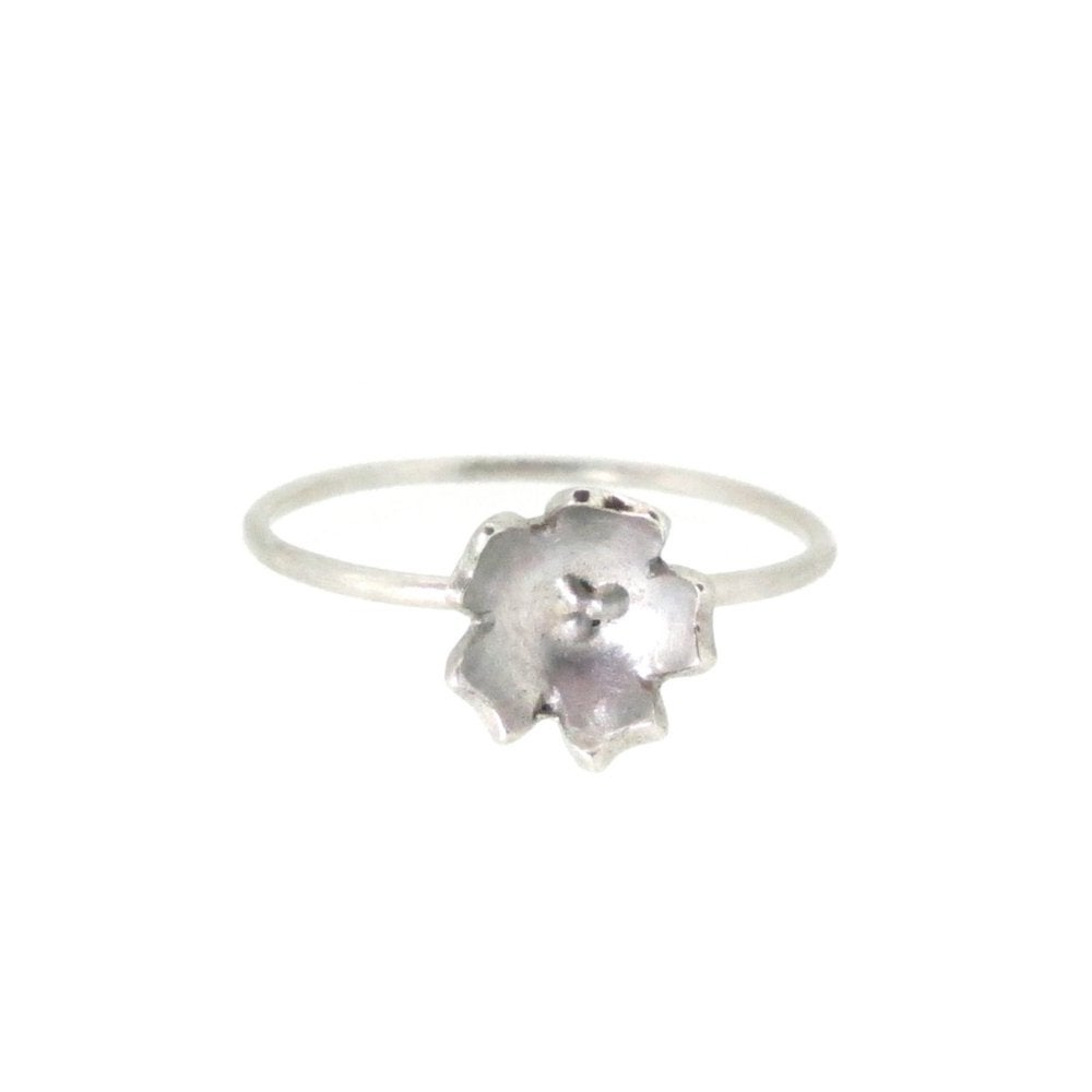 Image of Springtime Wildflower Primrose stacking ring