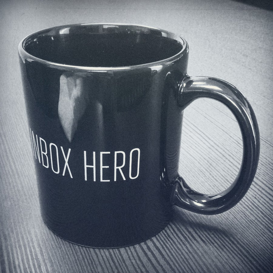 Image of Inbox Hero Mug