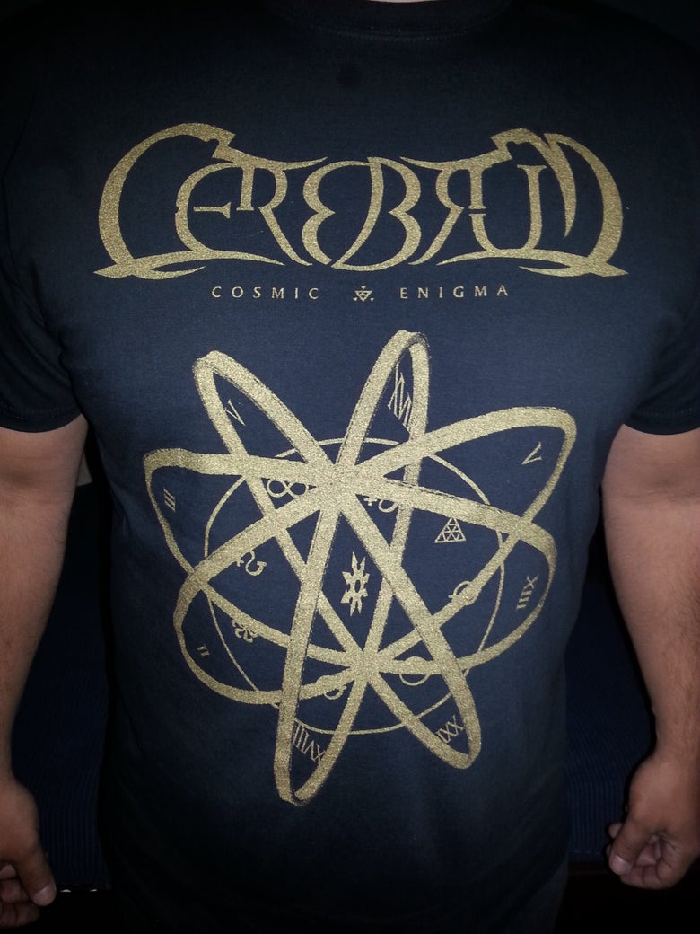 Image of T-Shirt COSMIC ENIGMA