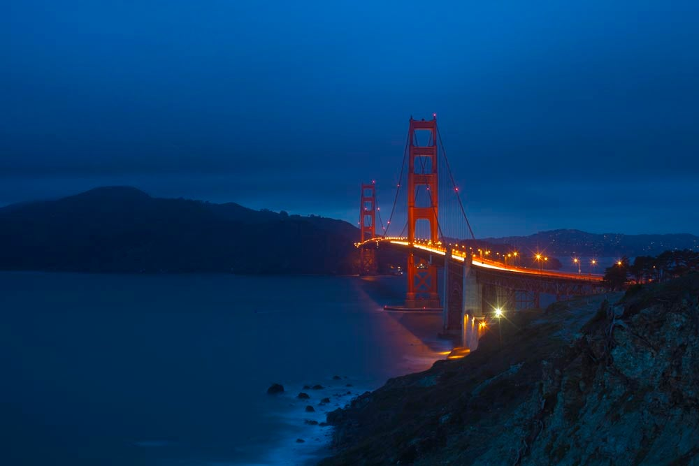 Image of Bluehour on the Golden Gate