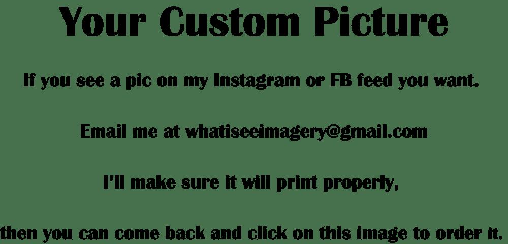 Image of Custom Image