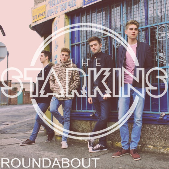 Image of The Starkins 'Roundabout' EP