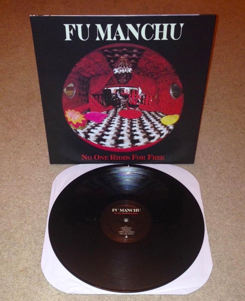 "Image of FU MANCHU ""No One Rides For Free"" LP (Black Vinyl)"