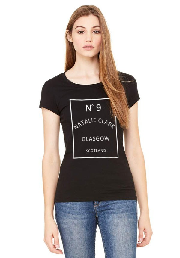 Image of Ladies Natalie Clark-Tour Tee