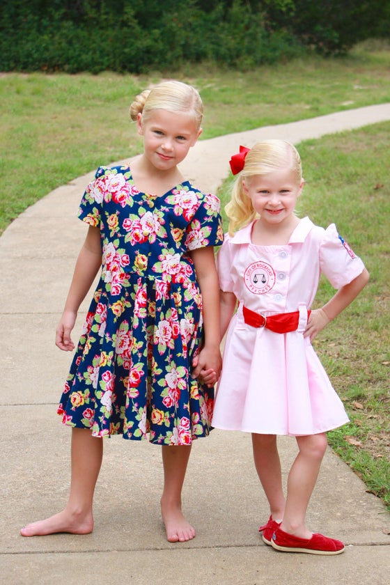 Image of Little League Dress PDF Pattern