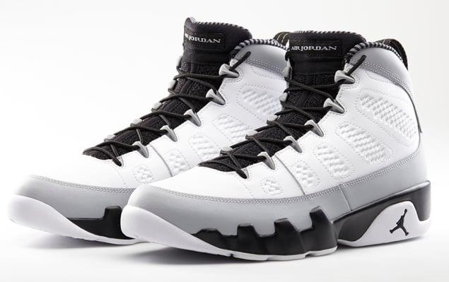 quality design 03ea8 41a7b Image of Air Jordan 9 Wolf Grey Size 10 ...