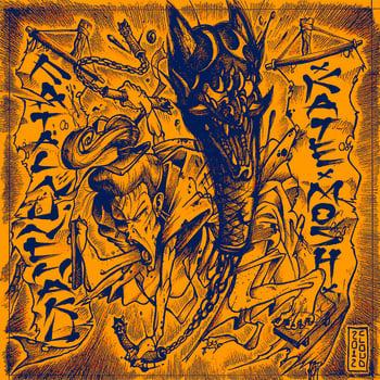 """Image of Fatal Nunchaku/xKATExMOSHx Split 7"""""""