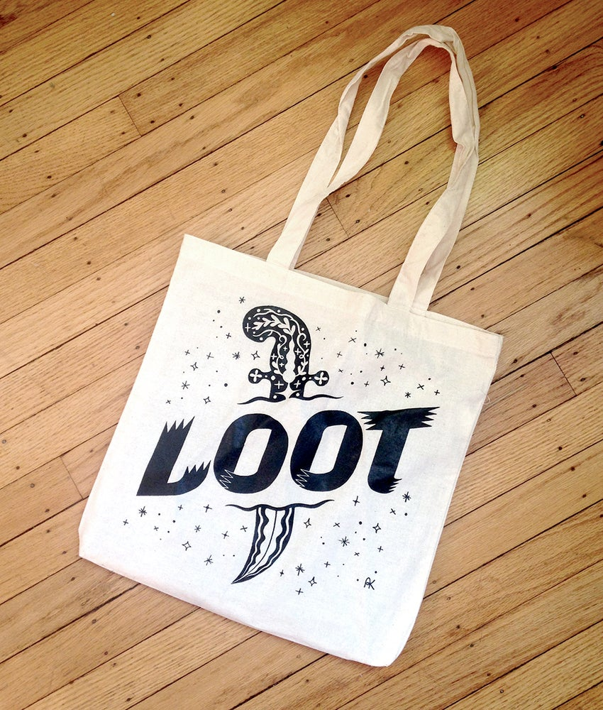 Image of 2012 LOOT Bag