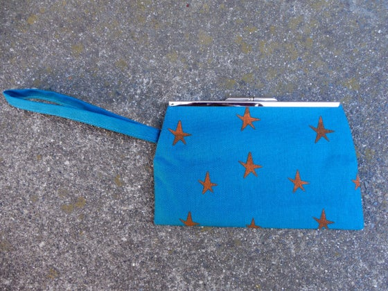 Image of Mini Stars Blue -Stars Collection
