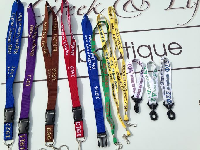 Image of Lanyards