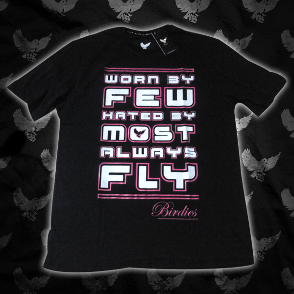 Image of Black/Pink Beezy T Shirt