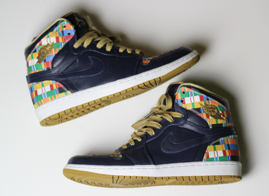"Image of Air Jordan 1 ""Road to the Gold: DC"""