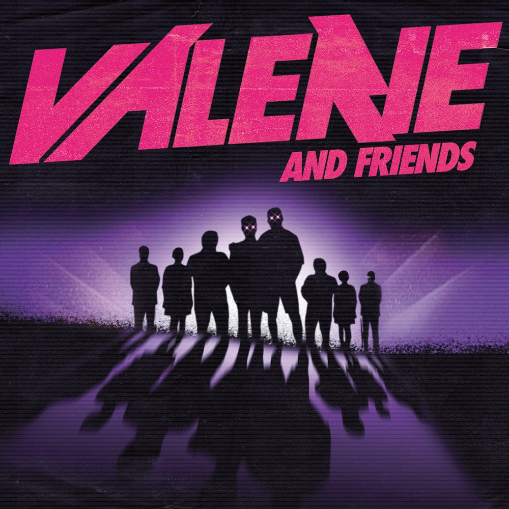 Image of VA </br>Valerie & Friends CD