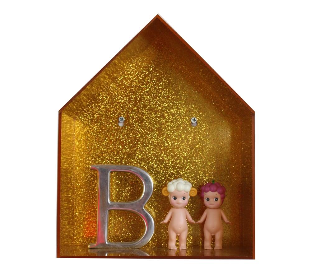 Image of Acrylic House Shadowbox