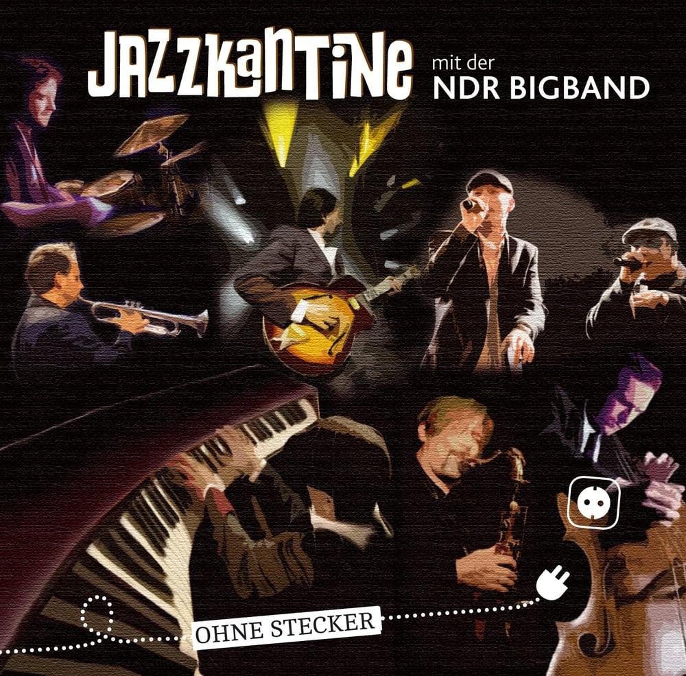 Image of Jazzkantine - Ohne Stecker / CD Album