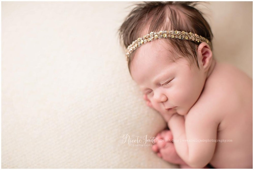 Image of Jade Sequin Headband