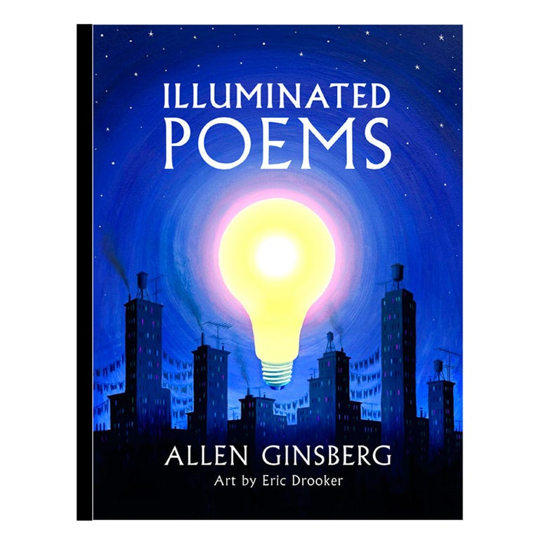 Image of Allen Ginsberg - Illuminated Poems