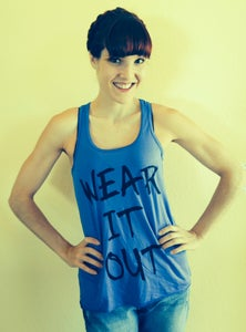 Image of Wear It Out Woman's Tank