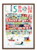 Image of LISBON poster