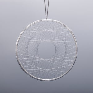 Image of Brooch  'Double Spirograph'