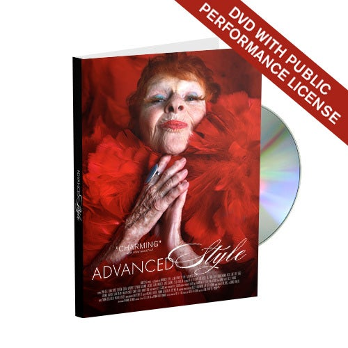 Image of Advanced Style DVD (Universities, Colleges, and Institutions)