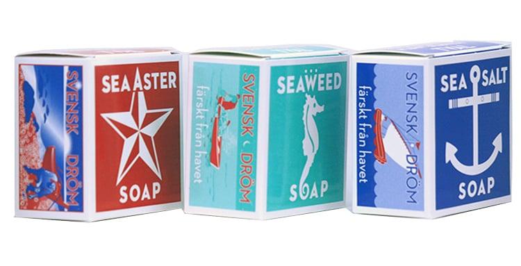 Image of Seaweed Soap