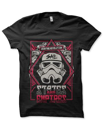 Image of Trooper Tshirt