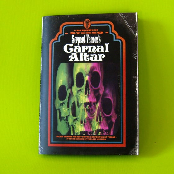 Image of Carnal Altar CD