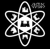 Image of Atom logo t-shirt