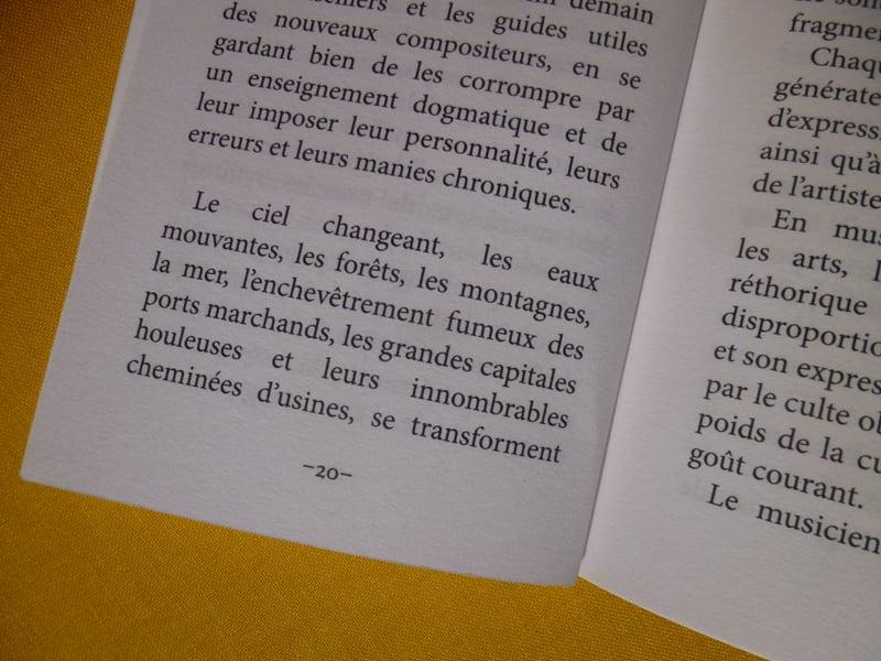 Image of Manifeste des Musiciens futuristes de Francisco Balilla Pratella