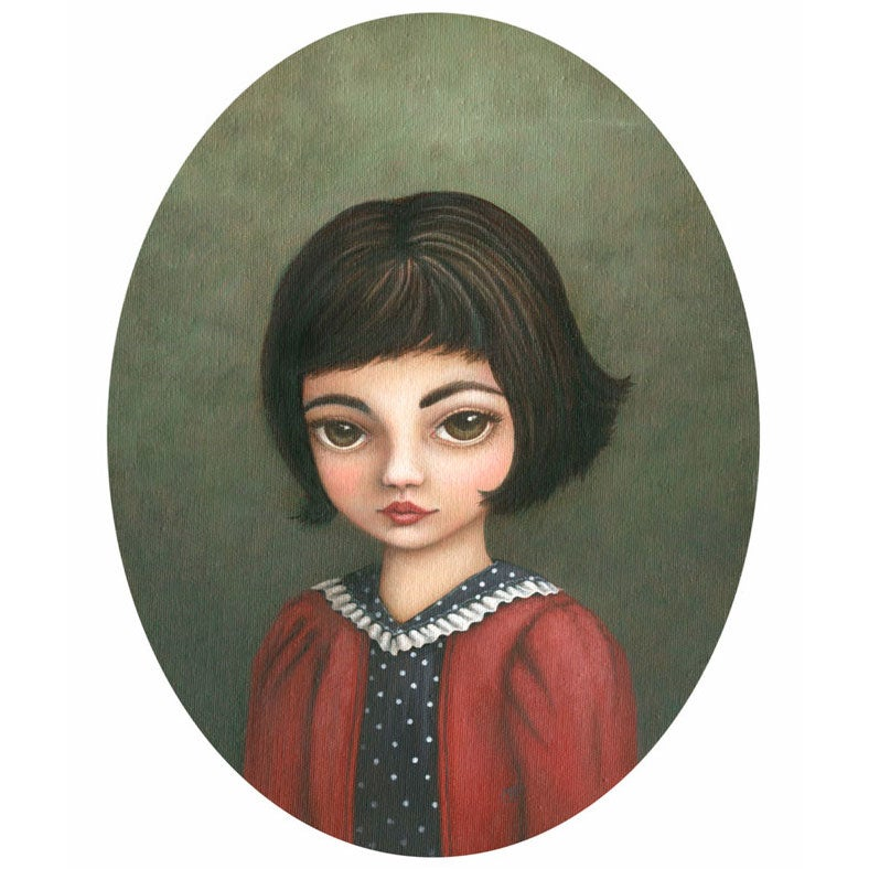 Image of Amélie 8x10 print