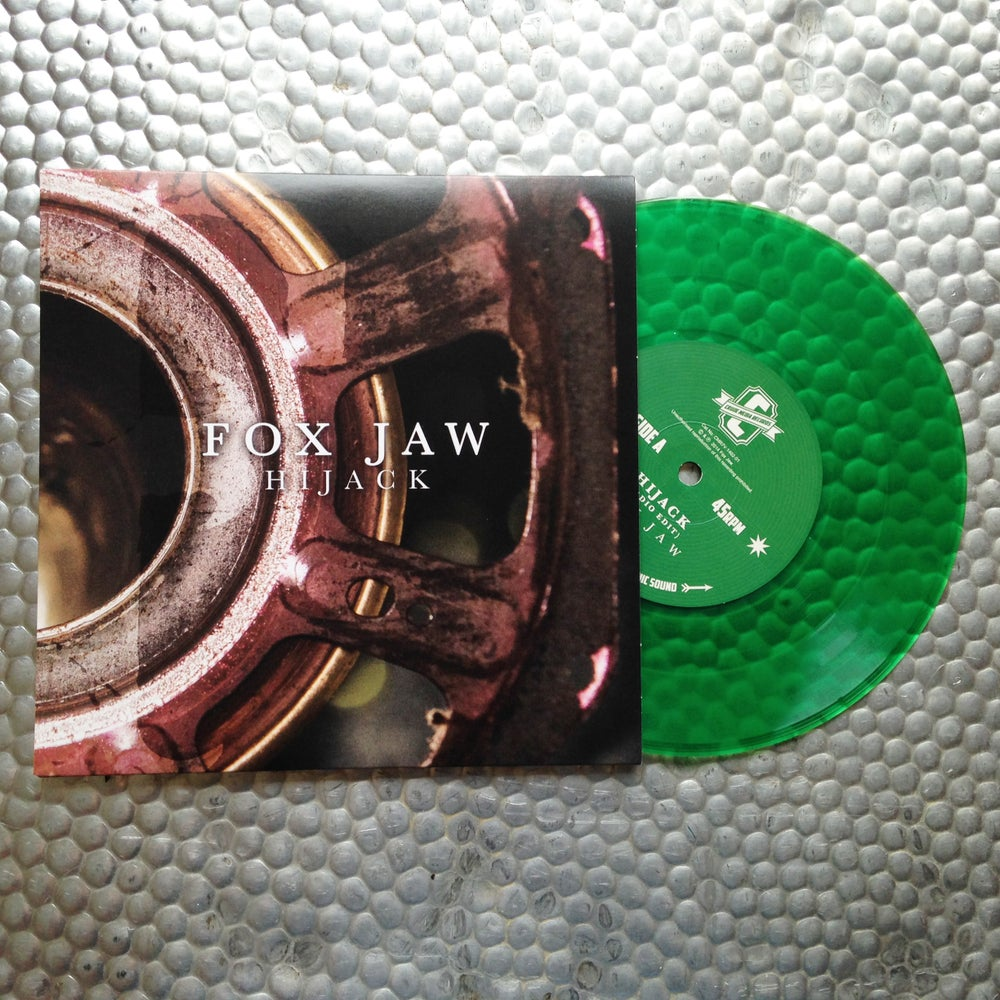 "Image of 'Hijack' - Limited Edition 7"" vinyl"