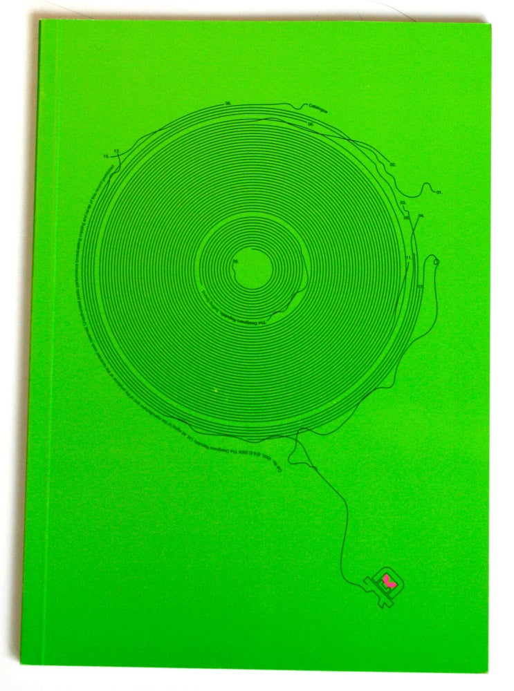 Image of 'Selling Sound' Exhibition Catalogue