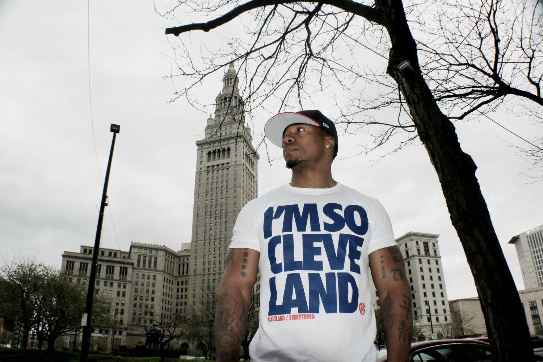"""Image of """"I'm So Cleveland"""" Tee"""