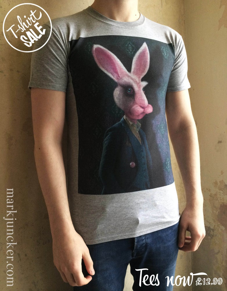 "Image of ""ALICE IN WONDERLAND TEE"""