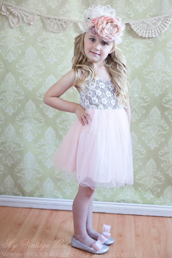 Image of As Good as Peach Pie Dress
