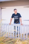 Image of Adults Classic T-Shirt -Navy