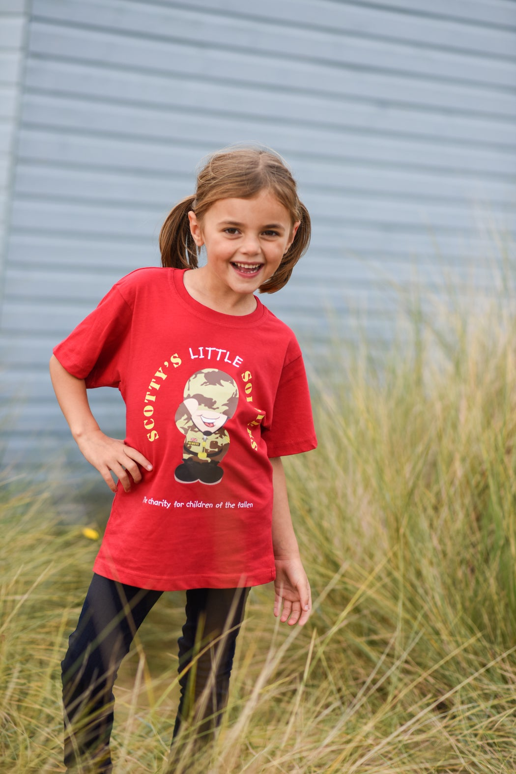 Image of Kids T-Shirt - Red