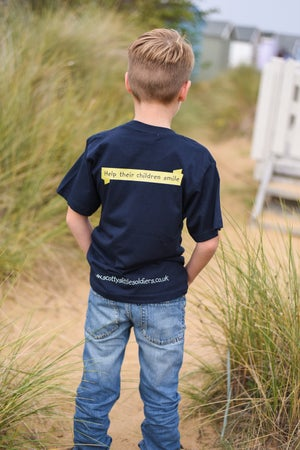 Image of Kids Navy T-Shirt