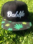 Image of Dablife weed leaf print