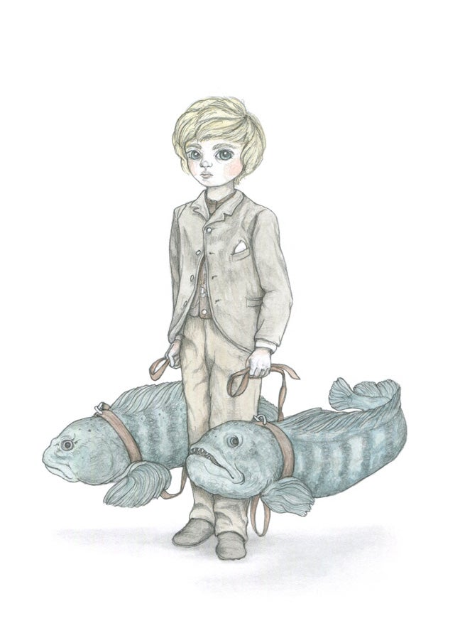 Image of Peter and the Wolf Fish