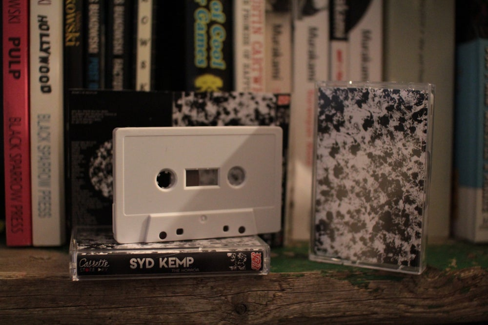 Image of Cassette Store Day 2014 Release: Syd Kemp- The Horror