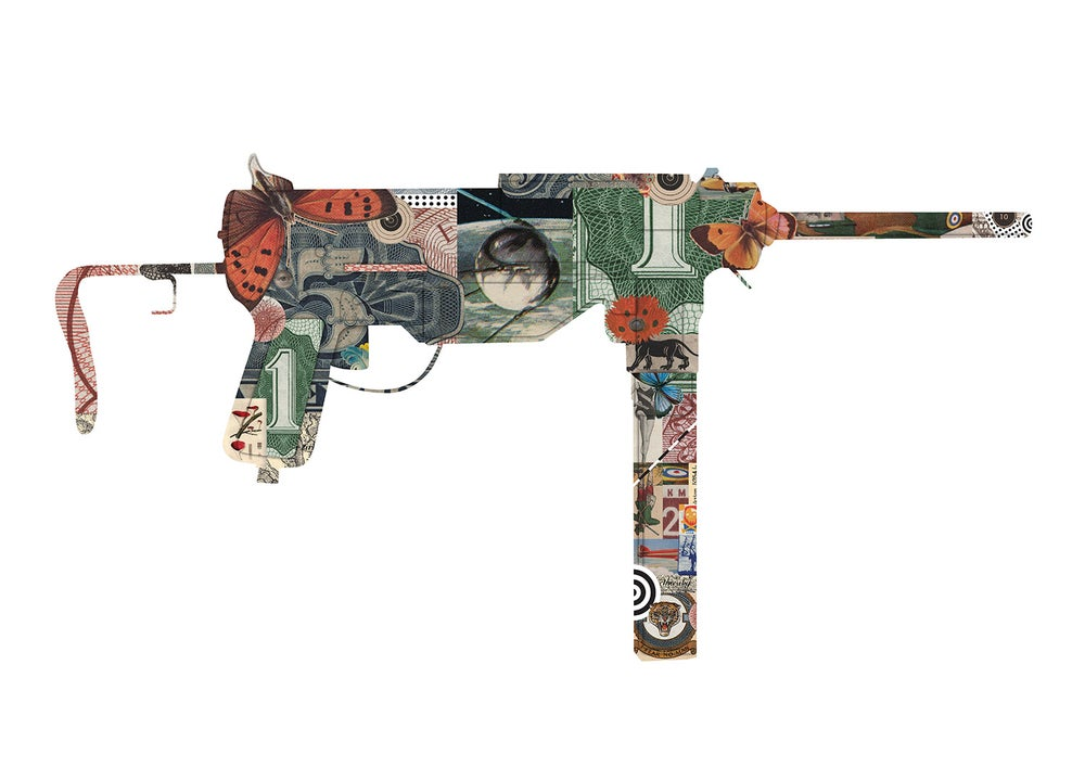 Image of Peace Gun