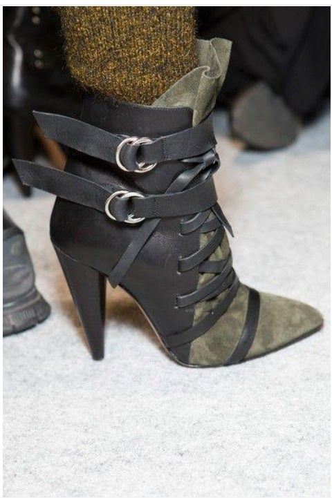 Image of Gladiator Boots