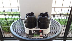 "Image of ronnie fieg X dover st. market X puma xt-2 ""achromatic black/white, brand new (ds)"