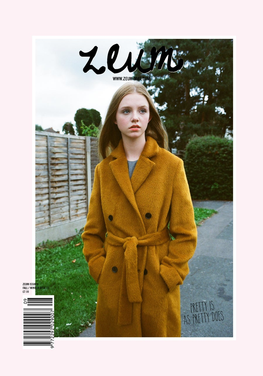 Image of Zeum Magazine Issue 9 (DIGITAL DOWNLOAD)